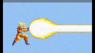 getlinkyoutube.com-Dragon Ball Z - Super Nintendo