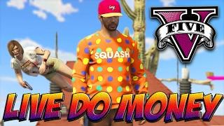 getlinkyoutube.com-#LIVE GTA V JOGANDO COM INSCRITOS PS3 / XBOX ONE + MONEY LOBBIE