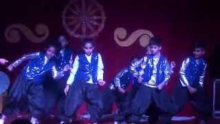getlinkyoutube.com-tu jo mila with Shamik Contemporary dance
