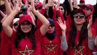 """getlinkyoutube.com-المغرب المشرق """"الملحمة"""" (جودة عالية) AL MAGHREB AL MOCHRIQ HD"""