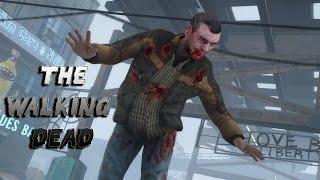 getlinkyoutube.com-GTA 4: The Walking Dead (Ep.1) - ZombieZ Mod!