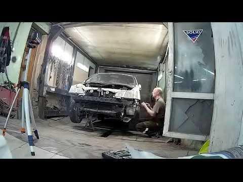 Проект ремонта  Toyota Gaia