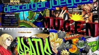 getlinkyoutube.com-descargar juegos M.U.G.E.N gratis