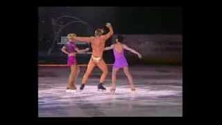 "getlinkyoutube.com-Evgeny Plushenko ""Sex bomb"" 2004-05 All Stars on Ice (EXCLUSIVE VERSION!!)!"