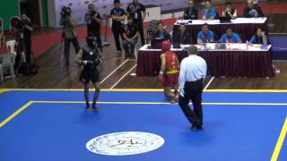 getlinkyoutube.com-12th World Wushu Championships Kuala Lumpur - Sanda Finals Part 1