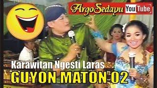 Guyon Maton Penyanyi Kentir Part 02, Karawitan Ngesti Laras