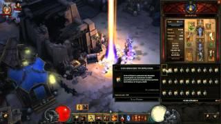 """getlinkyoutube.com-Diablo 3 RoS [2.4] - """"Habgier/Goldgier"""" - Errungenschaft"""