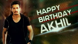 Akhil Akkineni Birthday Teaser and Making Video