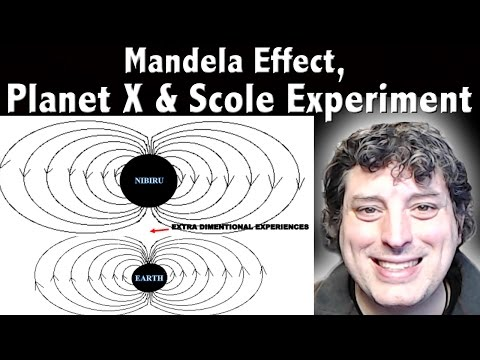 Planet X, The Scole Experiment and The Mandela Effect