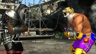 getlinkyoutube.com-Tekken Tag Tournament 2 - All Special Win Poses pt. 2/2 [HD]