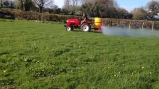 Siromer Crop Sprayer