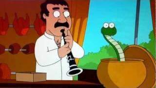 Family Guy Terrorist Stall and Snake