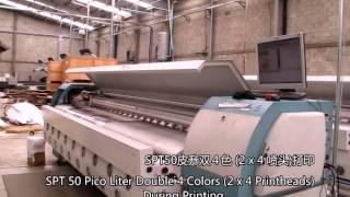 getlinkyoutube.com-30 units Seiko SPT printhead printers printing