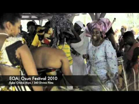 EOA: Osun Festival (Atlanta, Ga.) 2010 Part 1