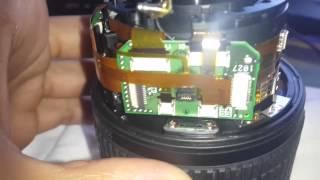 getlinkyoutube.com-Nikon lens autofocus fix 18-105
