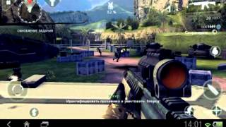 getlinkyoutube.com-Прохождения Modern combat 4 #2