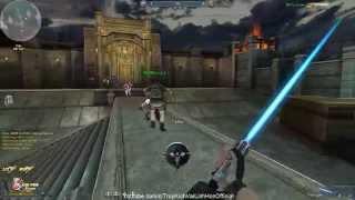 getlinkyoutube.com-[Truy Kich] Game Play: Thật Không Thể Tin Nổi - Kiếm Lazer chém xa VaiLinhHon (Kênh Chính Thức)