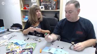 getlinkyoutube.com-BrickNerd Live Build - LEGO Mixels series 3