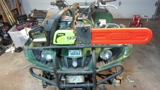getlinkyoutube.com-How to make ATV Chainsaw mount Part 1 of 2