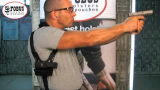 Fobus Shoulder Rig & S&W Bodyguard Holster