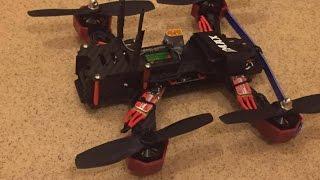 Emax 200 pro first flight