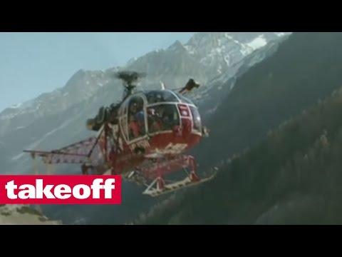 Matterhorn BASE Jumps mit Hannes Arch und Ueli Gegenschatz (deutsch)