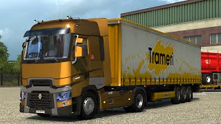 getlinkyoutube.com-Euro Truck Simulator 2 Range T