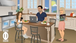 getlinkyoutube.com-בת מצווה מעיין - קליפ אנימציה