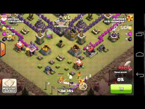 Base Para Guerra Cv 9 Clash Of Clans