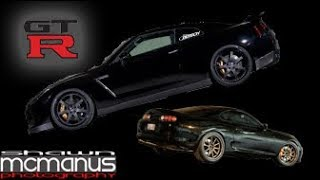 getlinkyoutube.com-R35 GTR and Supra For Sale - $85,000(GT-R) and $65,000(Supra) 253-879-8324