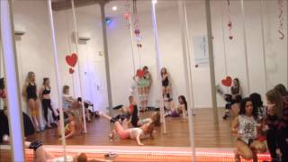 getlinkyoutube.com-EXOTIC DANCE BY EVA BEMBO @ Sport Dance Complex