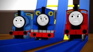 getlinkyoutube.com-[MMD Cup finals 14th]Thomas in the X Games[Thomas And Friends]