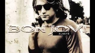Bon Jovi-Always-Live (This Left Feels Right Version)