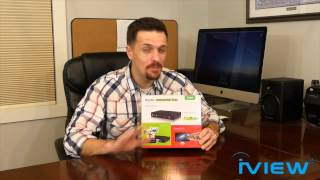 iView-3500STBII Digital Converter Box Product Review