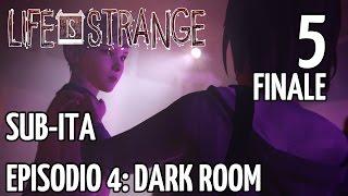 getlinkyoutube.com-Life Is Strange (ITA) - Episodio 4: Dark Room (5/5) - FINALE