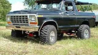 getlinkyoutube.com-Ford Bronco Compilado