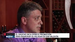 El Gaucho Inca y el día de San Valentín