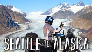 getlinkyoutube.com-Seattle to Alaska / Honda Africa Twin / MotoGeo Adventures