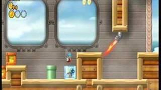 getlinkyoutube.com-Let's Play New Super Mario Bros. Wii - 19 - UHhh  OHHHHHhhhhhhhh!!