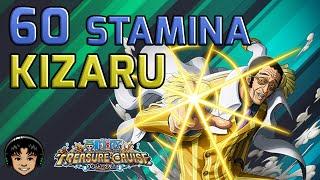 getlinkyoutube.com-Walkthrough for Kizaru 60 Stamina [One Piece Treasure Cruise]
