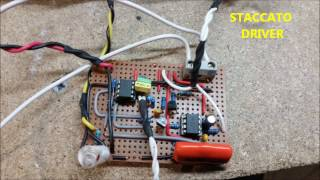 getlinkyoutube.com-Single Mosfet SSTC with Staccato and a little bit of Slayer Exciter:-)