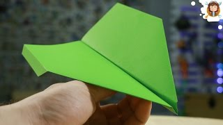 How to Make an Paper Airplane - Fly Far