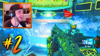 "getlinkyoutube.com-Black Ops 3 ZOMBIES Gameplay PART #2 - ""The Giant"" w/ Ali-A (Call of Duty Zombies)"