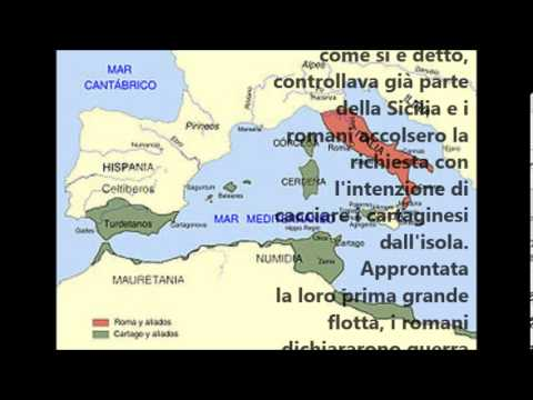 cartagine - le guerre puniche