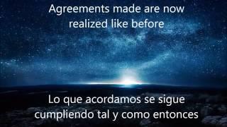 Kitaro / Agreement (Lyrics- Letra) Subtitulado Español- Ingles