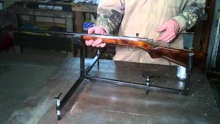 getlinkyoutube.com-Finished Benchrest and completed model 33
