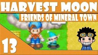 getlinkyoutube.com-Episode 12 | Harvest Sprite Slavery! | Harvest Moon Friends of Mineral Town