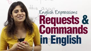 getlinkyoutube.com-Requests & Commands in English - Useful English Expressions