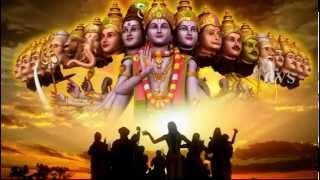 getlinkyoutube.com-Hare Rama Hare Krishna god songs 2 -  3D Animation Video hare Krishna hare Rama bhajan songs