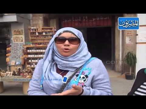 المصريون عن اختيار  ( فيفي عبده ) اما مثالية